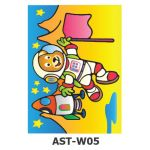 Sand Art *Theme Park* - ASTRONAUT - New Planet Landing