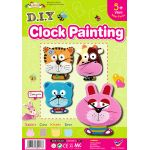 DIY Clock Painting Kit