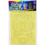Glow-in-the-Dark Sand Art Kit