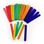 Ice Cream Stick 150mm Colour - Pack of 50