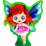 Sand Art Girls! Deco Board - Magical Fairy