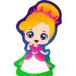 Sand Art Girls! Deco Board - Royal Queen