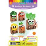 3D Vegetable Key Hanger Kit
