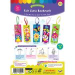 Felt Cutie Bookmark Pack of 5