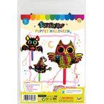 Scratch Art Halloween Puppet - Pack of 3