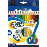 DOMS Colour Pencil - 18 Colours