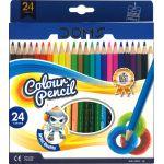 DOMS Colour Pencil - 24 Colours