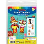 Felt Chinese New Year Wall Deco Pack of 2