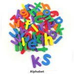 EVA Foam Shapes Sticker Pack - Alphabets