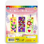 Felt Mother's Day Bookmark Kit