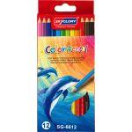 Skyglory Colour Pencil - 12 Colours