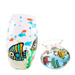 Glass Deco / Suncatcher Colour Bucket - 8 x 2.5ml