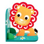 Animal Bookend Safari Theme - Lionel Lion