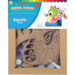 Animal Bookend Aquatic Theme - Exotic Seahorse