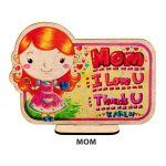 Memo Deco Stand - Mom
