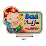 Memo Deco Stand - Dad