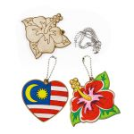 Merdeka Keychain - Pack of 5