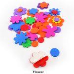 EVA Foam Sticker - Flowers
