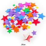 EVA Foam Sticker - Stars