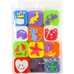 EVA Foam Stamps And Ink Kit