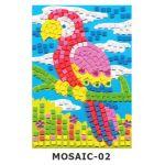 Mosaic Foam - Parrot