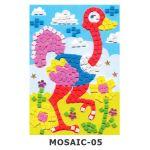 Mosaic Foam - Ostrich