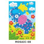 Mosaic Foam - Elephant