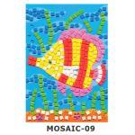 Mosaic Foam - Fish