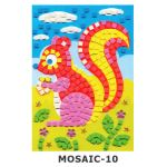 Mosaic Foam - Squirrel