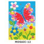 Mosaic Foam - Butterfly