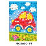 Mosaic Foam - Car