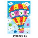 Mosaic Foam - Hot-air Balloon