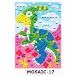 Mosaic Foam - Dino Parasaurolophus