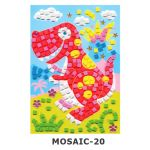 Mosaic Foam - Dino T-Rex