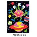 Mosaic Foam - Alien