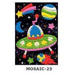 Mosaic Foam - Spaceship