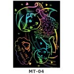Scratch Art Kit - Mother's Day, Father's Day, Teacher's Day