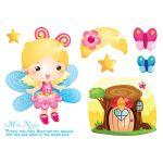 DIY Cutie Pen Holder 2 Kit - Fairy