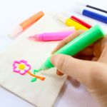 Fabric Paint Colour Bucket - 6 x 5.5ml