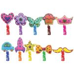 Felt Pencil Topper Party Kit - Assorted Designs
