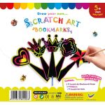Scratch Art Bookmark Kit
