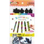 Scratch Art Bracelet Kit