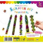 Scratch Art Bracelet Kit