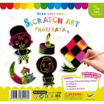 Scratch Art Hari Raya Kit