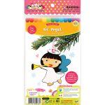 Felt Christmas Deco Hanger Kit - Little Angel