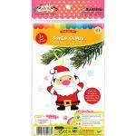 Felt Christmas Deco Hanger Kit - Santa Claus