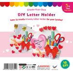 Teacher's Day Letter Holder - Pack of 10