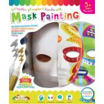 Paper Craft Mask Painting Kit