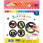 Scratch Art Merdeka Kit