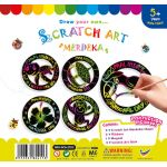 Scratch Art Merdeka Kit